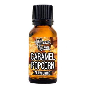 Caramel Popcorn flavouring in South Africa
