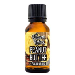 Peanut Butter Marshmallow Flavoured Flavourant for Confectionery Baked Goods