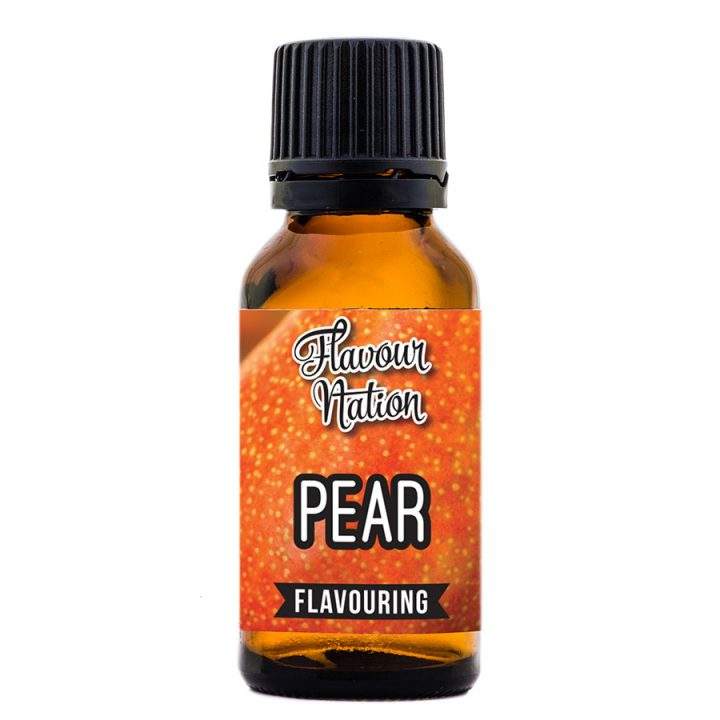 Pear flavouring in South Africa