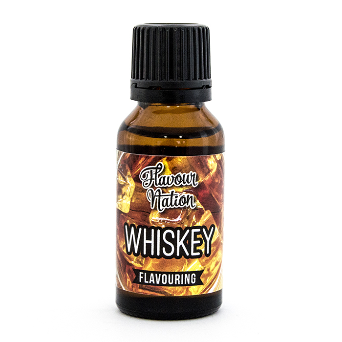 Sugar free whiskey flavouring