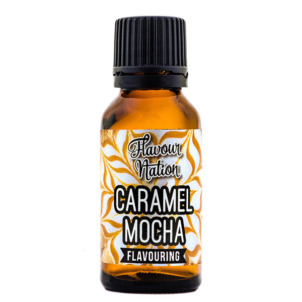 Caramel Mocha Flavoured Flavourant for baking