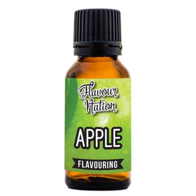 Apple flavoured flavouring