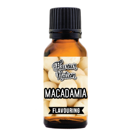 Macadamia Flavoured Food Flavouring