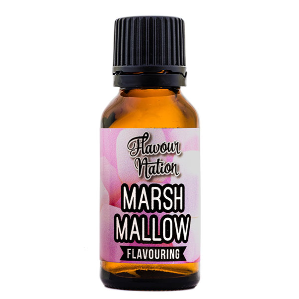 Marshmallow Flavoured Flavourant for Confectionery Baked Goods