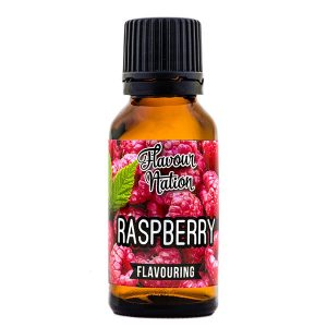 Raspberry Marshmallow Flavoured Flavourant for Confectionery Baked Goods