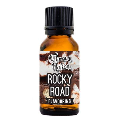 Rocky Road - Chocolate and Marshmallow flavouring in South Africa