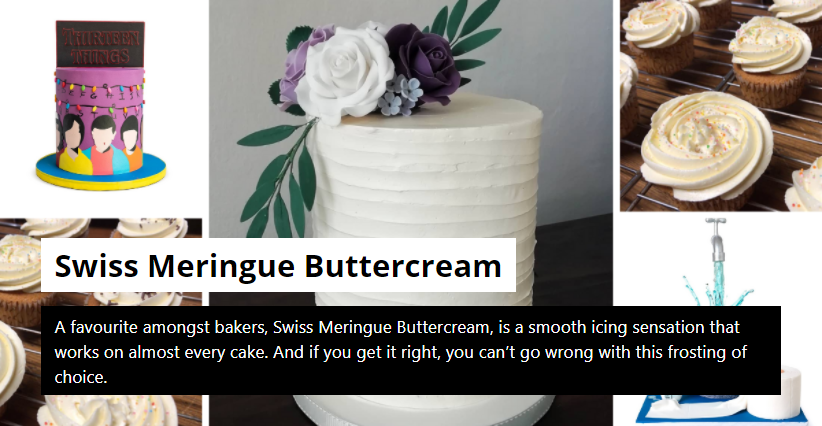 The Secret to Perfect Swiss Meringue Buttercream