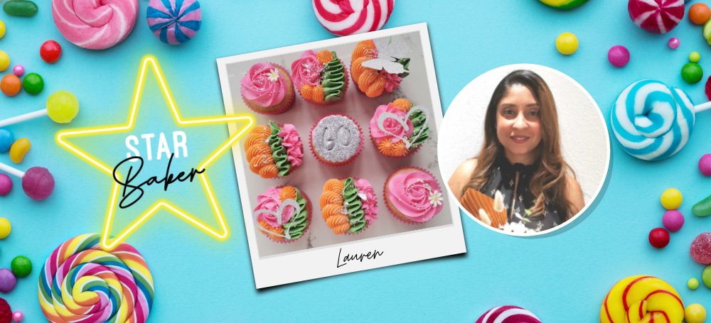 October Star Baker – Simply Cupcakes by Lauren